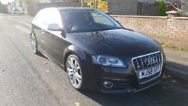 2008 Audi S3 2.0 TFSI quattro 3 dr FSH | BOSE | Heated Leather