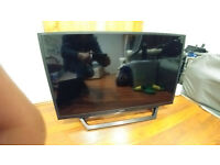 tv sony x reality pro rd43 full HD ---- NEW!!! used only one hour