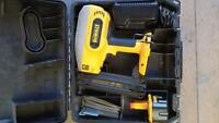 18V XRP 18G Finish Nailer - Dewalt