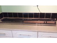 Shakespeare Strike fishing rod 12 foot piece good condition