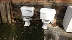 Clay sanitary ware
