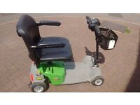 Elite Eight Car Boot Mobility Scooter. Immaculate. Hardly any Use. Poss Deliver