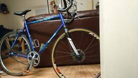 Large framed mens (fixy) bycicle