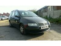 2004 FIAT STILO ESTATE 1.6 PETROL , , 1 YEAR MOT , , GOOD RUNNER , , CHEAP CAR