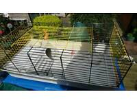 Large, rabbit or hamster cage