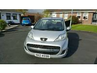 2010 PEUGEOT 107 AUTOMATIC 23000 MILES ONE OWNER