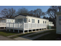 Luxury Static Caravan Holiday Rental 5* Hoburne Park Christchurch Dorset
