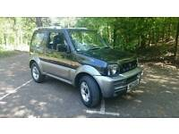 A Super Clean Low Mileage Suzuki Jimny JLX Automatic 4x4 With Great Specification.