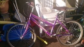 """Girls 16"""" bicycle in Excellent Condition"""