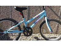 "Girls 20"" Trax Bike"
