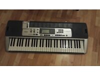 Casio LK-100 electronic keyboard Excellent condition Battery or mains power