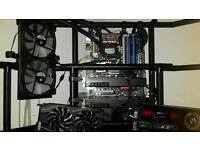 Make offer. Rampage ii extreme, intel x5650 & 8 gb ram