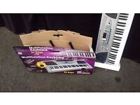 FINETUNE PRO 54 KEY KEYBOARD WITH STAND BRAND NEW IN EXCELLENT WORKING CONDITION AVAILABLE FOR SALE