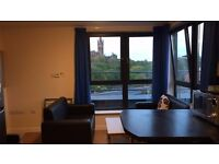 En-Suite Room Unite Thurso Street (West End). 6 weeks 27/5-7/8. £132 a week, all bills and included.