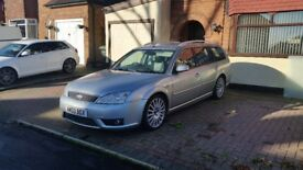 2003 FORD MONDEO ST220
