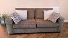 3 Seater Modern Sofa.
