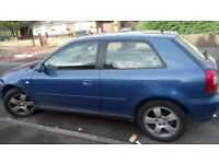 Audi A3 1.8 turbo getting rare very fast and reliable cars will become a classic