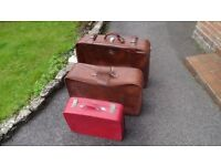 3 Suitcases (can be purchased individually or together)