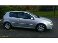volkswagen golf sport tdi 3door 2006 06 plate turbo diesel gti rs gt