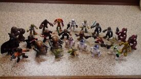 STAR WARS Galactic Heroes Action Figures