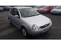 Vw Lupo AUTOMATIC Cheap Car £790