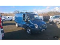 Ford Transit 2007 85 T260S FWD Blue NO VAT