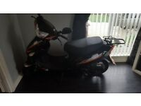 Moped 49cc longjia