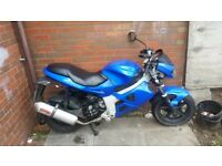 Gilera DNA 125 Non Runner