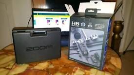 Zoom h6