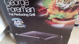 FAMILY GEORGE FORMAN LEAN MEAN GRILLING MACHINE