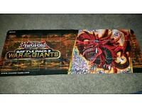 *Brand New . Never Been Used* Yu gi oh / Yugioh Slifer the Sky Dragon Limited edition play mat