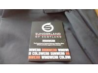 SUNDERLAND Make gents golf waterproof trousers XXL- New with tags