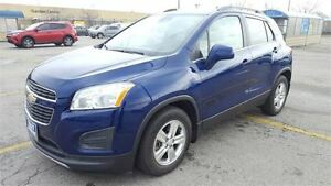 2013 Chevrolet Trax LT|One Owner|Accident Free|Parking Assistanc