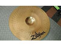 "Zildjian zxt 20"" medium ride cymbal"
