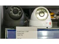 Job Lot 36 x cctv cameras to clear