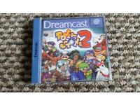 sega dreamcast Power Stone 2 boxed with instructions