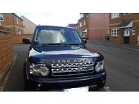 Land Rover DISCOVERY 4 3.0 SD V6 HSE 5dr Full Land Rover serv History