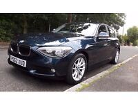 BMW 1series 116d, very reluctant sale 9600ono