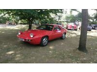 Beautiful early Porsche 928