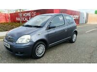 toyota yaris 2004 1.0 HPI clear good condition and lovely drive