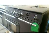 Brand new range master infusion 100cm induction range cooker