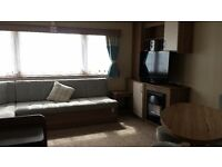 Caravan for rent haven littlesea weymouth Dorset