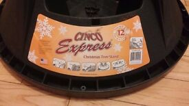 Cinco 12 Express Christmas Tree Stand - up to 12ft
