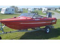 Fletcher Arrowflight Speedboat