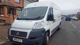 MAN AND VAN. 07585055567 No Job too small or too big. Long Wheel Base Van available with driver