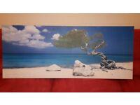 Ikea Pjatteryd Enbo Canvas Wall Picture 140 x 56cm