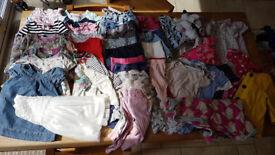 Girl 12-18 month Clothes Bundle