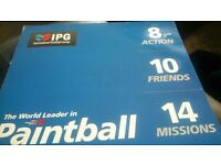 10 Paintball Entry Tickets