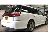 Subaru legacy gtb twin turbo