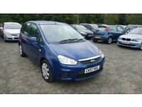 2007 Ford C Max Style 1.8L 5DR New MOT Full Service History!